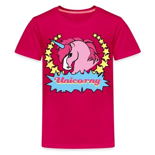 Unicorny Kids T-Shirt - Kids' Premium T-Shirt