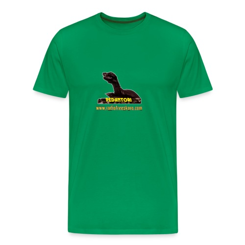 Pedantor! (T-Shirt) - Men's Premium T-Shirt