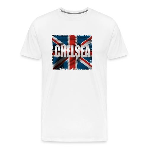 Chelsea Flag Shirt - Men's Premium T-Shirt