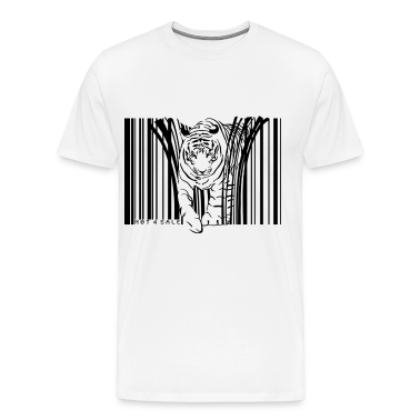 Tiger barcode T-Shirts