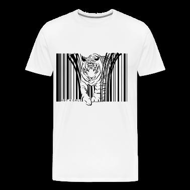 Tiger barcode T-Shirts
