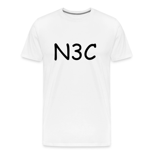 N3C and Wah! - Men's Premium T-Shirt
