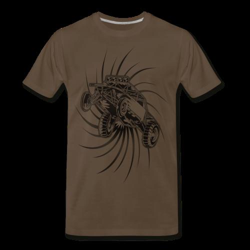 Buggy Blast Off - Men's Premium T-Shirt