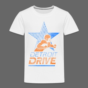 Detroit Drive Toddler T-Shirt - Toddler Premium T-Shirt