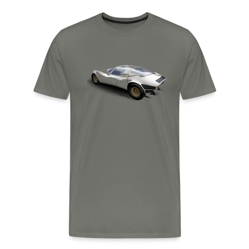 834d6e7ed alfa romeo tipo 33 stradale t-shirt t-shirt | down the road graphics