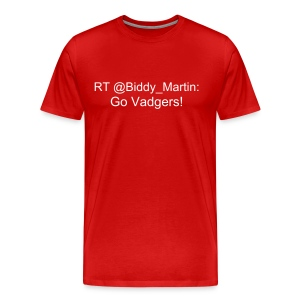 Go Vadgers! - Men's Premium T-Shirt