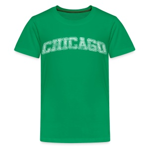 Chicago Arch - Kids' Premium T-Shirt