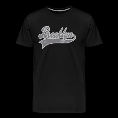 brooklyn new york grey T-Shirts