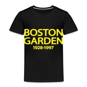 The Garden Toddler T-Shirt - Toddler Premium T-Shirt
