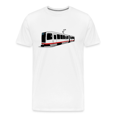 K Ingleside - San Francisco Muni Train T-shirt