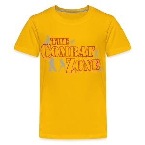 The Combat Zone Children's T-Shirt - Kids' Premium T-Shirt