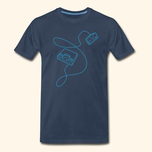 Console3 - Men's Premium T-Shirt