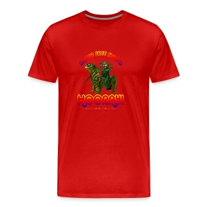Hooray! (3XL T-Shirt) - Men's Premium T-Shirt