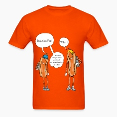 Hot Dog Teens T-Shirts