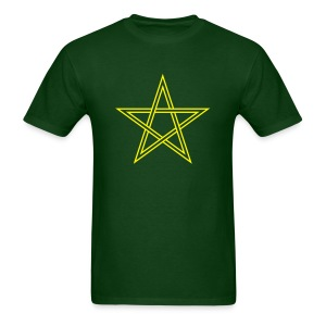 Celtic Star - Men's T-Shirt