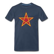 T-Shirts ~ Men's Premium T-Shirt ~ Celtic Star