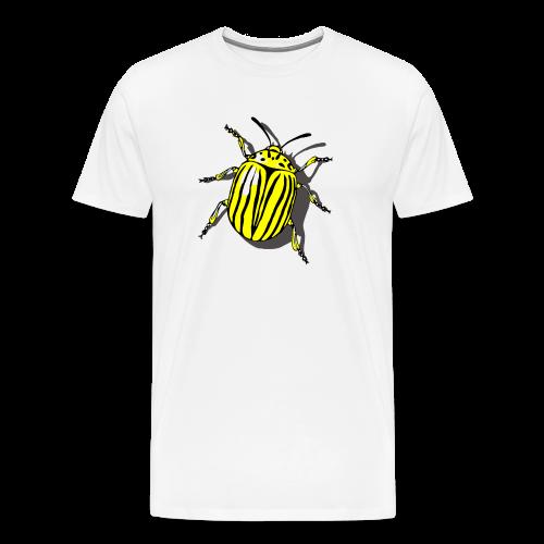 Bug T-Shirts Colorado Beetle - Men's Premium T-Shirt