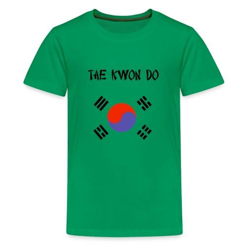 Kid's TKD T - Kids' Premium T-Shirt