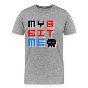 my8bitme - Men's Premium T-Shirt