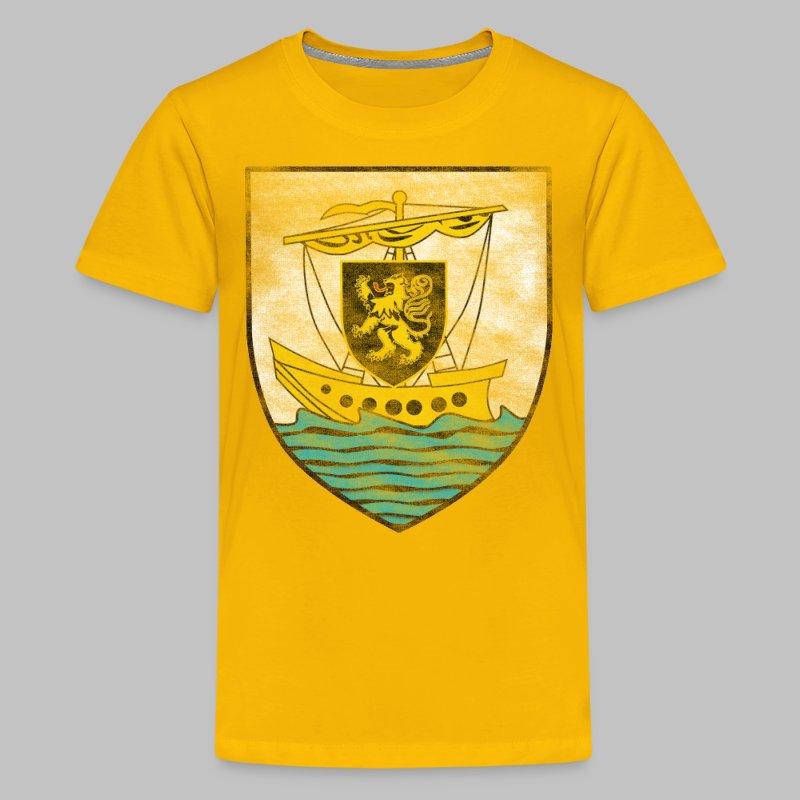 Galway Crest Children's T-Shirt - Kids' Premium T-Shirt