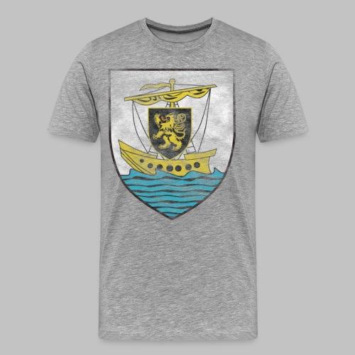 Galway Crest Men's 3XL XXXL T-Shirt - Men's Premium T-Shirt