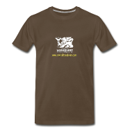 T-Shirts ~ Men's Premium T-Shirt ~ Lionheart (T-Shirt)