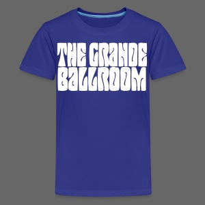 The Grande Children's T-Shirt - Kids' Premium T-Shirt