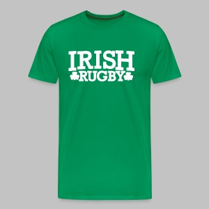 Irish Rugby - Men's Premium T-Shirt