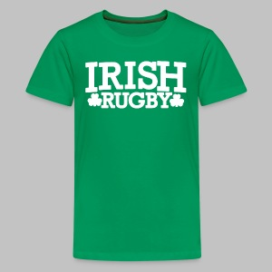 Irish Rugby - Kids' Premium T-Shirt