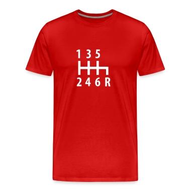 gear shift T-Shirts