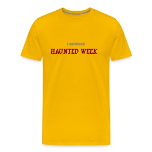 Haunted Week men's heavyweight T - Men's Premium T-Shirt