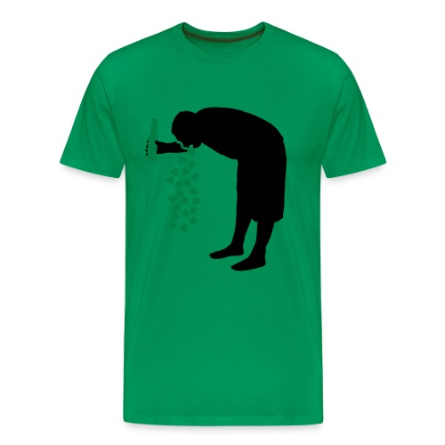 St. Patrick's Day Drunk - Men's Premium T-Shirt