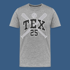 New York Tex 25 - Men's Premium T-Shirt