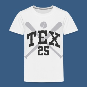 New York Tex 25 - Toddler Premium T-Shirt
