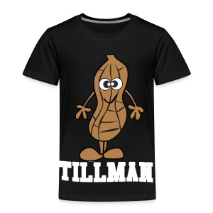 Peanut Tillman Toddler T-Shirt - Toddler Premium T-Shirt