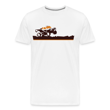 Race Truck Mud Run T-Shirts