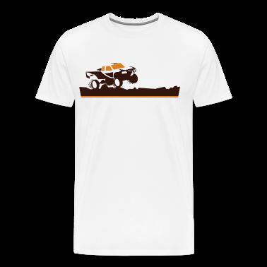Race Truck Mud Run T-Shirts
