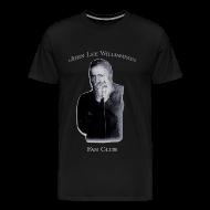 T-Shirts ~ Men's Premium T-Shirt ~ John Lee Williamson Fan Club t-shirt (3X)