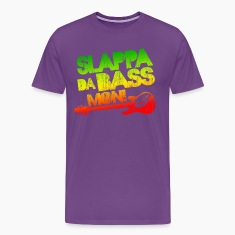 Slappa Da Bass Mon! Distressed