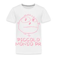 Baby & Toddler Shirts ~ Toddler Premium T-Shirt ~ Piccolo Kids Girl