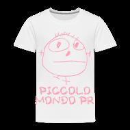 Baby & Toddler Shirts ~ Toddler Premium T-Shirt ~ Piccolo Kids Girl