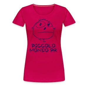Woman Piccolo X-large - Women's Premium T-Shirt
