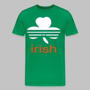 Irish Athletic Look - Men's Premium T-Shirt