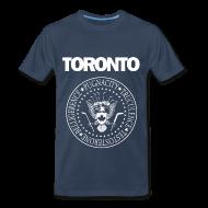 T-Shirts ~ Men's Premium T-Shirt ~ Grabbo Grabbo Hey
