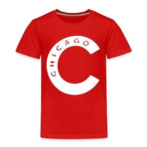Old Chicago C - Toddler Premium T-Shirt