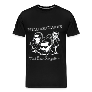 T-Shirts ~ Men's Premium T-Shirt ~ William Clarke Not Forgotten 3X t-shirt