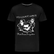 T-Shirts ~ Men's Premium T-Shirt ~ William Clarke Not Forgotten 3X t-shirt