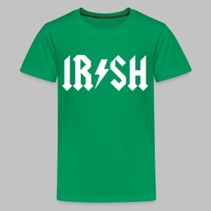 IRISH ACDC - Kids' Premium T-Shirt
