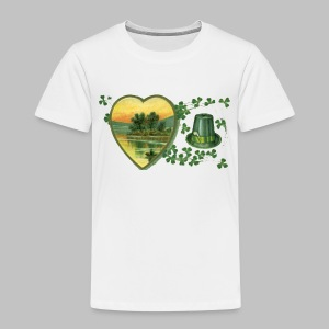 Ireland Postcard - Toddler Premium T-Shirt