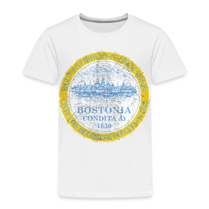 Bostonia - Toddler Premium T-Shirt
